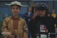 É fã de Star Wars? Assista esse comercial!
