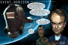 Piores filmes do mundo: Enigma do Horizonte (Event Horizon)