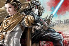 Nova HQ revela porque os Rebeldes abandonaram a base em Crait