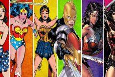 Mulher Maravilha: 75 anos do controverso ícone das mulheres nos quadrinhos