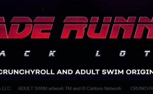Black Lotus : A série anime de Blade Runner
