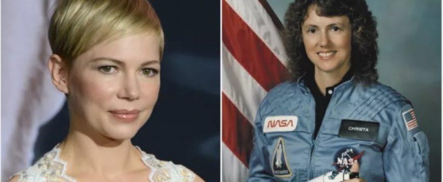 História de professora morta em desastre espacial vai virar filme