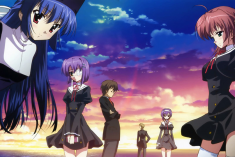 Anime: ef: A Tale of Memories / Melodies