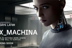 O superestimado Ex Machina vence o BIFA 2016