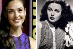 Gal Gadot será a famosa atriz e inventora Hedy Lamarr em minissérie