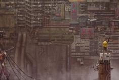 Cyberpunk: poder, repressão e resistência