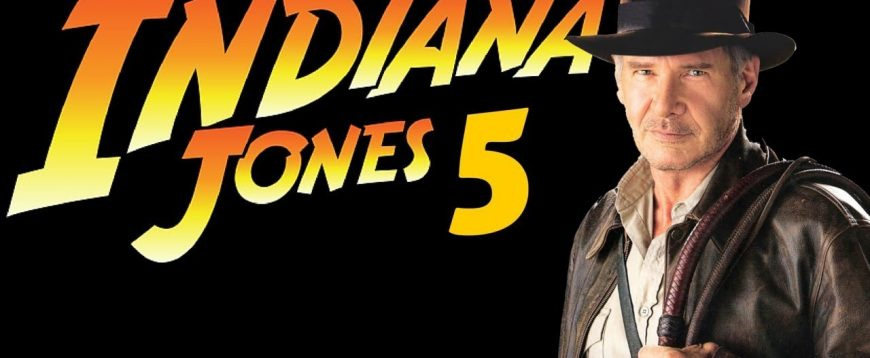 Indy 5: Filme ganha novo roteirista e é adiado para 2021