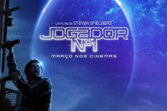 Jogador N° 1: Spielberg é ovacionado em premiére no Texas