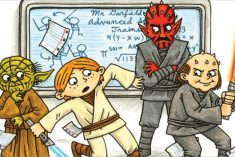 Resenha: Academia Jedi