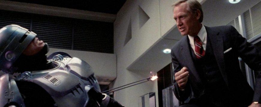 """RoboCop terá série spin off focada no vilão do filme original e podemos ter """"mais um reboot""""…"""