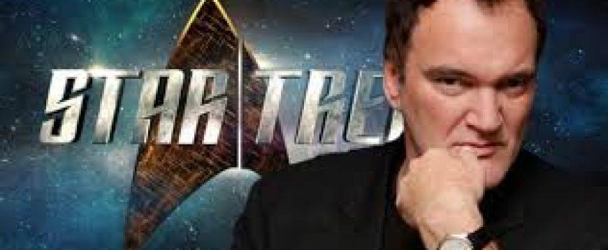 """Star Trek: Paramount congela """"filme 4"""" e foca em """"filme de Tarantino"""""""