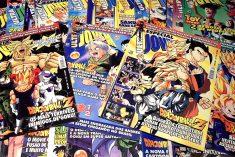Revista Ultra Jovem: nostalgia e muito Dragon Ball