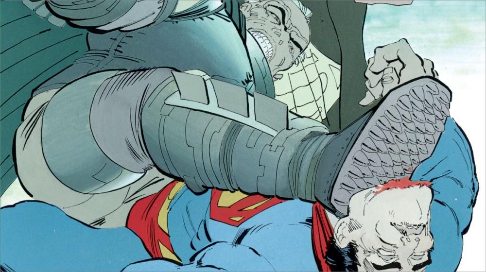 Análise: quem vence uma luta real entre Batman e Superman?