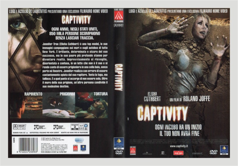 Piores filmes do mundo: Cativeiro (Captivity)