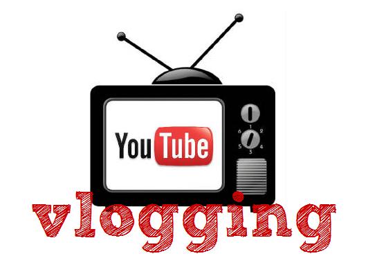 Futuramente, teremos um canal de vlog!