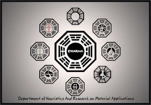 Lost-Dharma-300x210 Lost: paralelos comparativos e o final