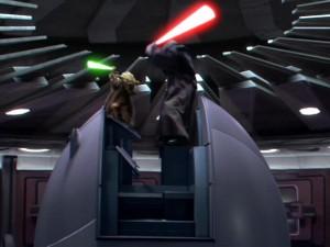 YodaVsPalpatine1-300x225 Cenas épicas: as metáforas de Yoda vs Palpatine (Darth Sidious)