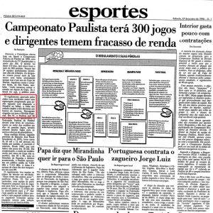 SPFC1990d-300x300 O São Paulo já foi rebaixado? - A resposta definitiva e incontestável