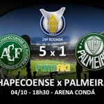 Palmeiras Século XXI: uma humilhação por ano desde 2000