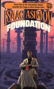 AsimovFoundation-183x300 Star Wars é ficção científica - Parte IV - Conclusão