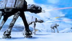 StarWarsAtAtSnowWalkers-300x169 Star Wars é ficção científica - Parte III - Desmistificando argumentos contrários