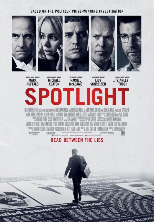 spotlight_cartaz Crítica: Spotlight - Segredos Revelados