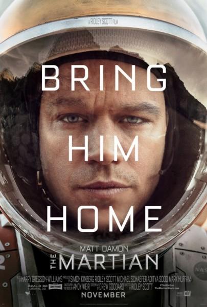 The-Martian-Movie-Poster-405x600 Crítica: Perdido em Marte