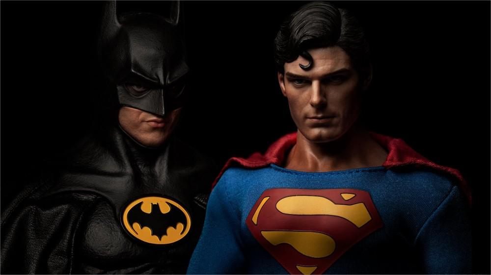 Batman e Superman nos Cinemas