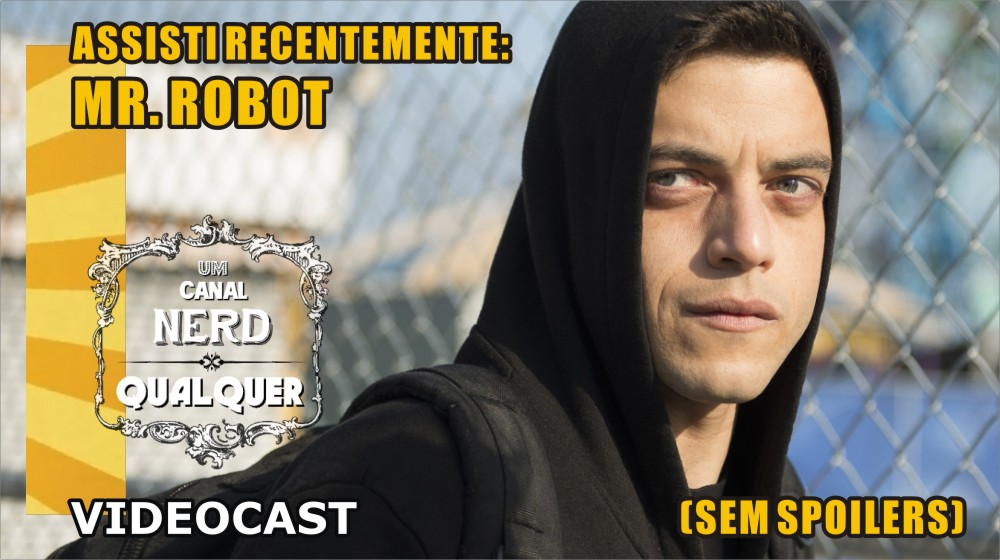 Séries: Mr. Robot (sem spoilers)