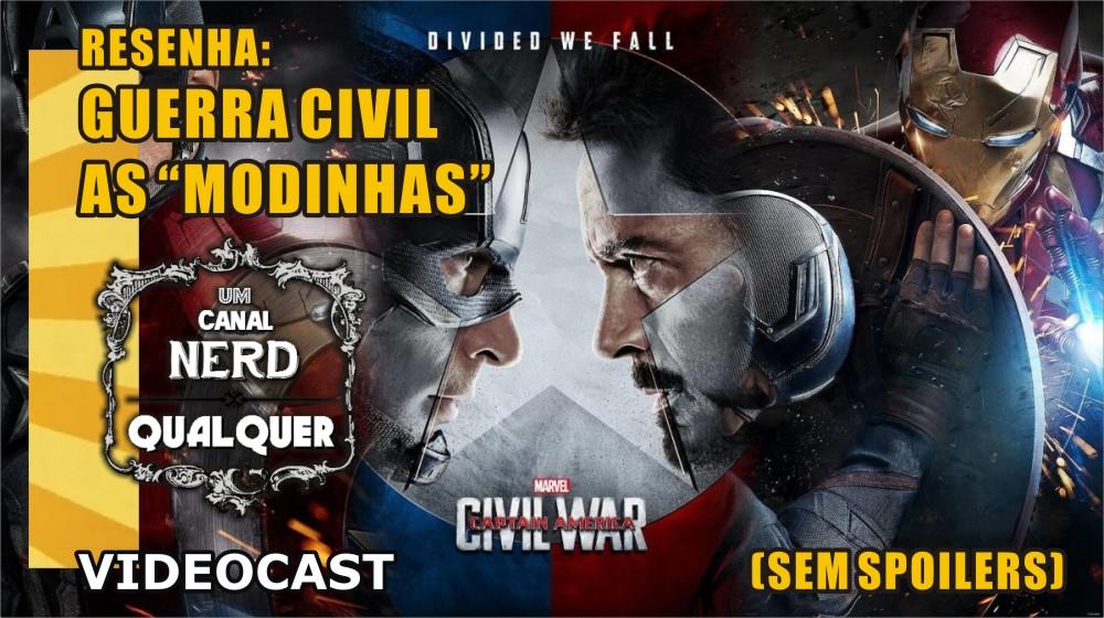 """Guerra Civil e os problemas das """"modinhas"""""""
