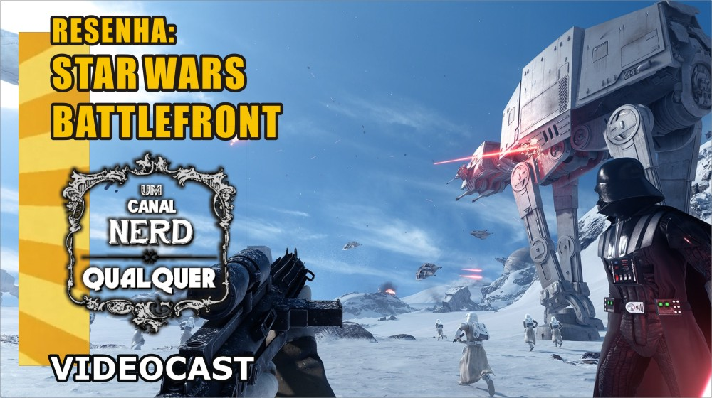 Star Wars – Battlefront e a nova DLC (vídeo)