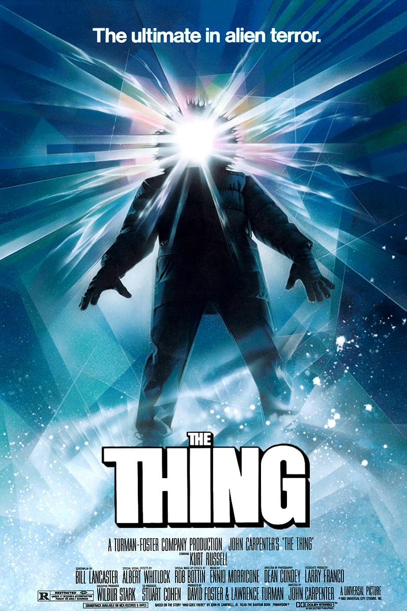 enigma-do-outro-mundo_cartaz Análise: O Enigma do Outro Mundo (The Thing)