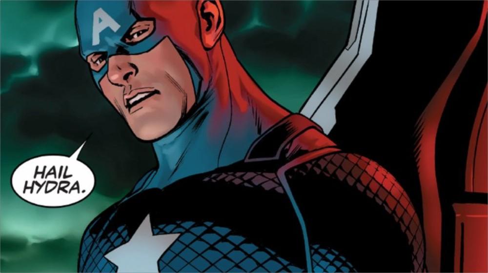 Devemos acreditar que o Capitão América é supervilão?