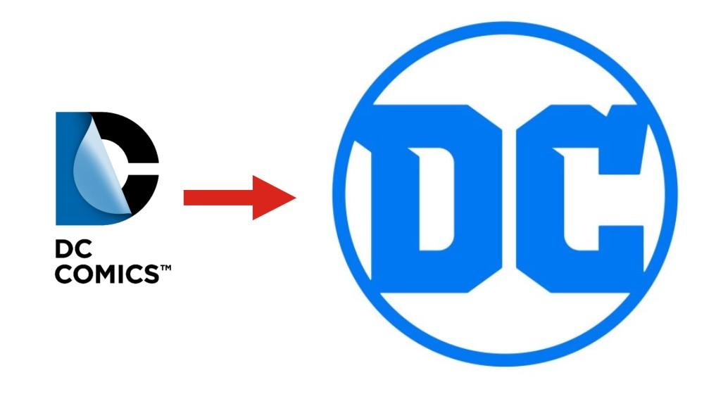 DC muda seu logotipo para lançar Rebirth