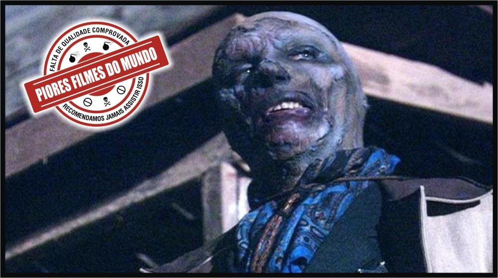 Piores filmes do mundo: Sete Múmias (Seven Mummies)