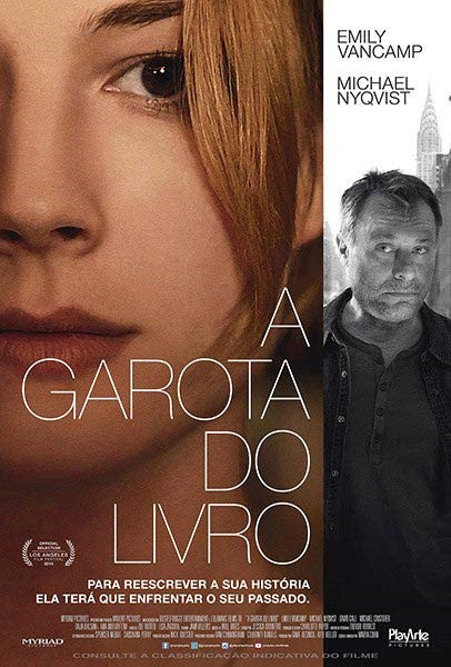 Garota-do-Livro_cartaz Crítica: A Garota do Livro (The Girl in the Book)