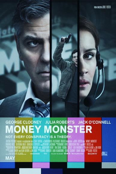 Money-Monster_cartaz Crítica: O Jogo do Dinheiro (Money Monster)