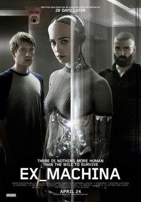 ex-machina-poster O superestimado Ex Machina vence o BIFA 2016