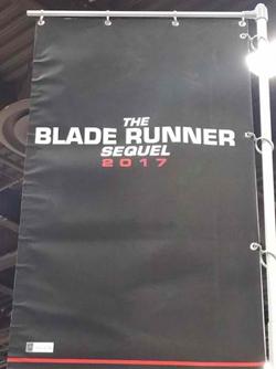poster Blade Runner: conheça o diretor por trás da sequência