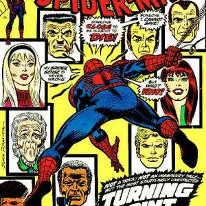 spiderman121-300x300 A relação entre leitores e autores nos quadrinhos do Homem-Aranha