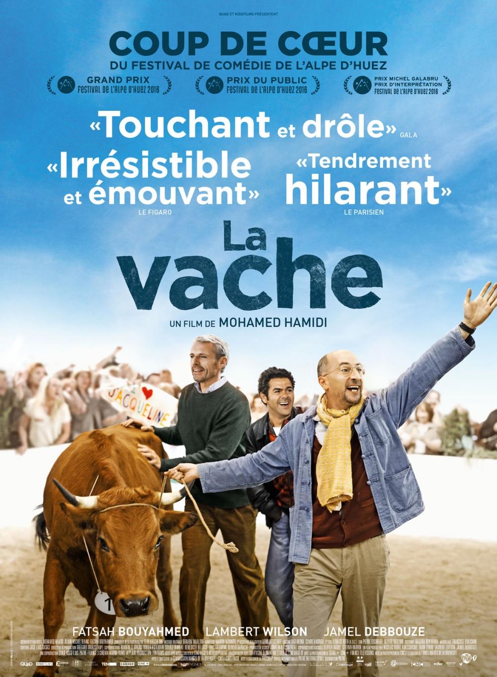 Incrível-Jornada-de-Jaqueline Crítica: A Incrível Jornada de Jacqueline (La Vache)