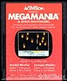Atari-cartucho-megamania Top 7 jogos mais famosos do Atari