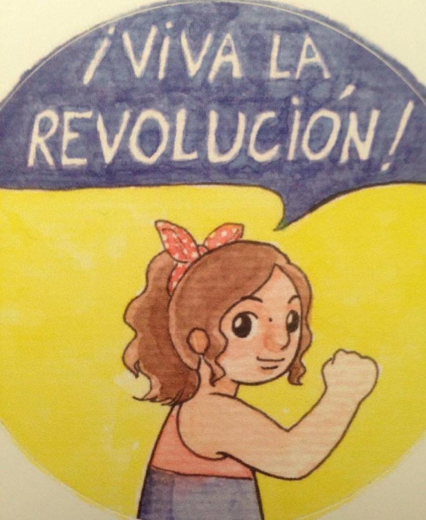 revolucion 2º Encontro do Lady's Comics: A Primeira Viagem