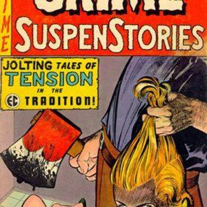 CrimeSuspence-Storie-300x300 Censura nas HQs: o Código dos Quadrinhos