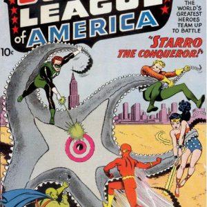brave-and-the-bold-28-origin-first-appearance-justice-league-of-america-300x300 Os Heróis dos Super-Heróis: A Era de Prata dos Quadrinhos