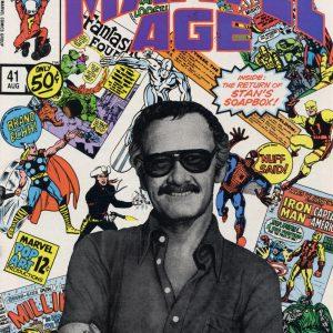 stan2-300x300 Os Heróis dos Super-Heróis: A Era de Prata dos Quadrinhos