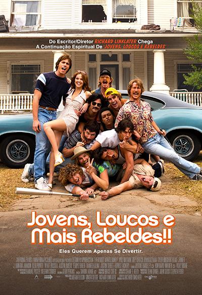 Jovens_cartaz-1 Crítica: Jovens, Loucos e mais Rebeldes (Everybody Wants Some!!)