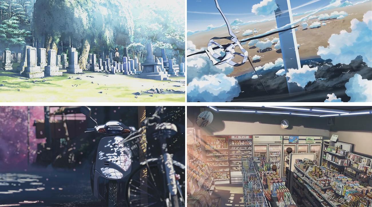 """makoto_shinkai_e De """"Tooi Sekai"""" a """"Kimi no Na wa"""": o mundo de Makoto Shinkai - Parte 2"""