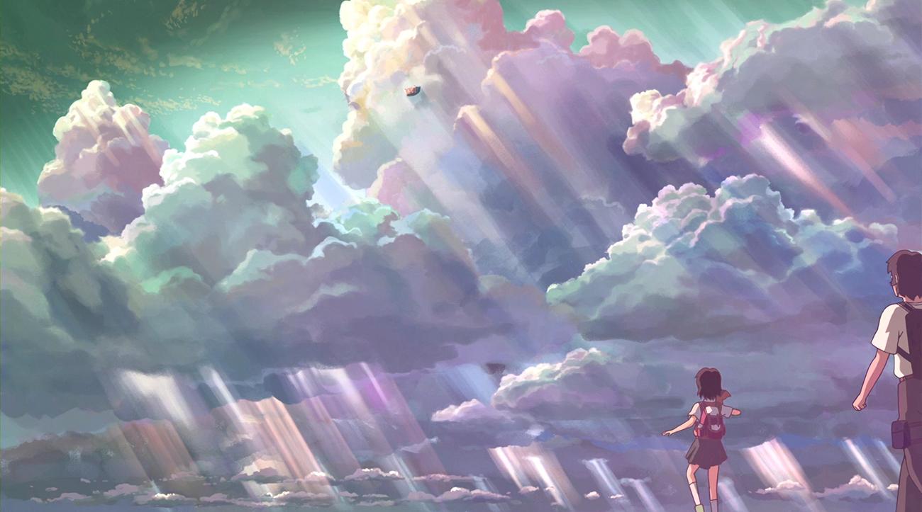 """makoto_shinkai_f De """"Tooi Sekai"""" a """"Kimi no Na wa"""": o mundo de Makoto Shinkai - Parte 2"""