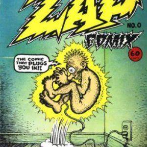 zap-comix-300x300 Contracultura nos Quadrinhos